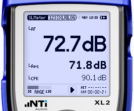 XL2-Sound-Level-Meter